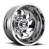 FF39D - 10 Lug Rear Polished 10 lug