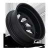 10 LUG FF39D - 10 LUG REAR MATTE BLACK