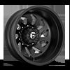 10 LUG FF39D - 10 LUG REAR 22X8.25 | MATTE BLACK