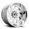 FF65D - Super Single Front Polished 10 lug