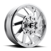 FF65D - Front Polished 10 lug