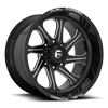 8 LUG FFC79 | CONCAVE GLOSS BLACK & MILLED