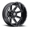 Maverick Dually - D262 Custom 8 lug