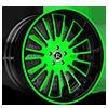 Finestra Green 5 lug
