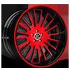Finestra Red 5 lug
