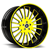 Finestra Yellow 5 lug