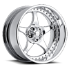 Five00 - F221 Polished 5 lug