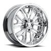 5 LUG FISHTAIL - F205 POLISHED