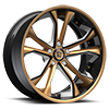 Fresco Bronze 5 lug