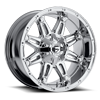 Hostage - D530 Chrome 6 lug