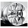 Maverick - D536 Chrome 5 lug
