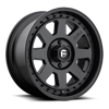 Summit - D544 Matte Black 5 lug