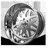 Evo SS6 Polished 6 lug