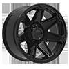 745 Trident Gloss Black 5 lug