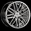 GT1 Silver 5 lug