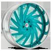 Gambino Turquoise 5 lug