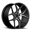5 LUG HALEB BLACK SMOKED