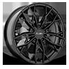 HE907 Gloss Black 5 lug