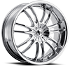 3 LUG HE845 CHROME