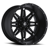 5 LUG HOSTAGE - D531 MATTE BLACK