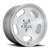 5 LUG INDY CONCAVE - U547 BRUSHED/NO CLEAR