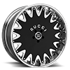 IZE Black Chrome 5 lug