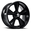 Junkyard Dog Black 5 lug