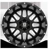 6 LUG XD820 GRENADE SATIN BLACK