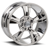 LTR14 Booster 6 Chrome 6 lug