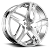 Bavaria Chrome 5 lug