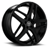 Bavaria Black 6 lug