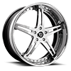 LS-S01 Chrome 5 lug