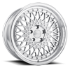 5 LUG M220 MACHINE SILVER