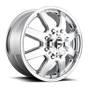 Maverick Dually Front - D536 Chrome 8 lug