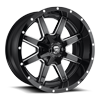 Maverick - D610 Gloss Black 5 lug