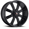 M03 All Black 8 lug