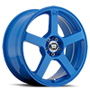 5 LUG MR116 BLUE