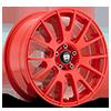 5 LUG MR118 RED