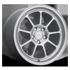 MR135 Hyper Silver 5 lug