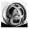 Markee - S741 Chrome 6 lug