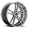 5 LUG MASSA 5 SILVER MACHINED