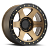 MR310 - Con6 Bronze w/ Black Ring 6 lug