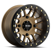 MR406 Bronze w/ Black Ring 4 lug
