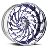 Mezza Purple 5 lug