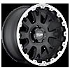 MO956 Black 5 lug