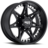 8 LUG MO961 SATIN BLACK