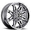 NX-6 Chrome 8 lug