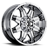 NX-7 Chrome 8 lug