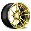 5 LUG GRAND PRIX TRANS GOLD OVER POLISH