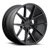 Misano - M117 Satin Black 5 lug